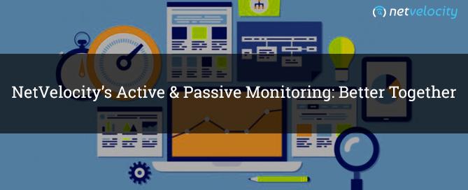 NetVelocity's Passive Monitoring